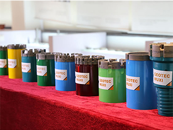 Impregnated Diamond Bits, Core Drill Bits